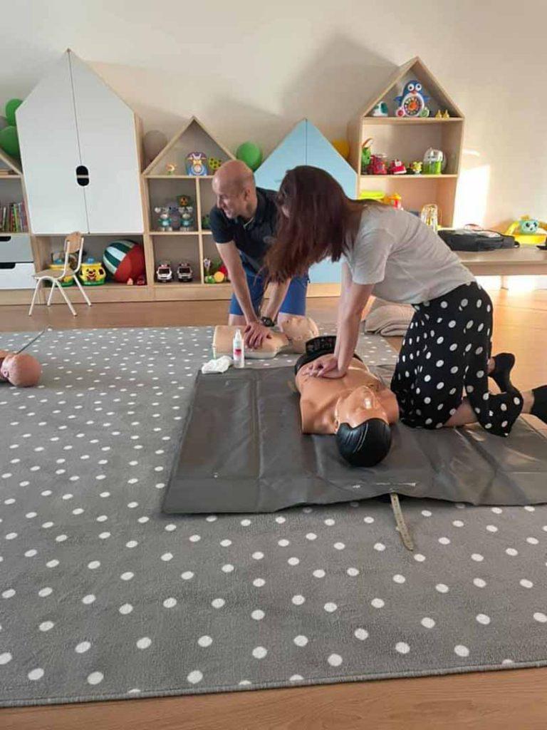 szkolenia kadry opiekuńczej